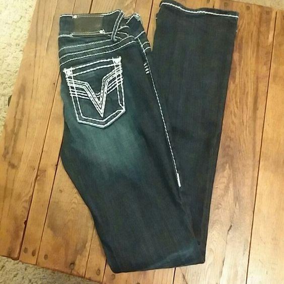 Vigoss Chelsea slim boot NWOT NWOT excellent condition, size 1/2 Vigoss Jeans Boot Cut