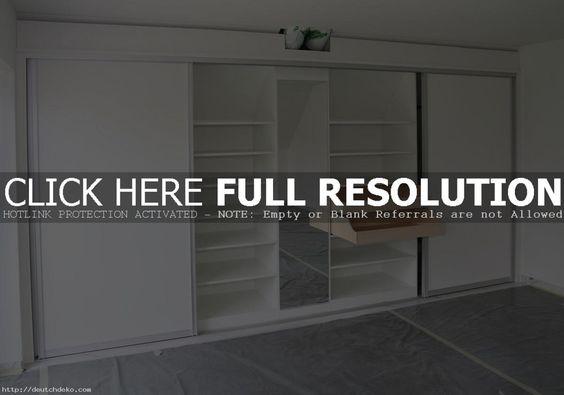 Genial kleiderschrank weiß hochglanz mit spiegel Deutch Deko - schlafzimmerschrank weiß hochglanz