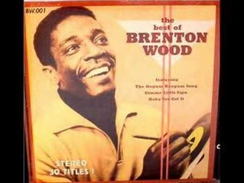 Brenton Wood - Sitting In The Park