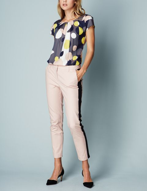 Twickenham 7/8 Pant WM418 Pants at Boden: