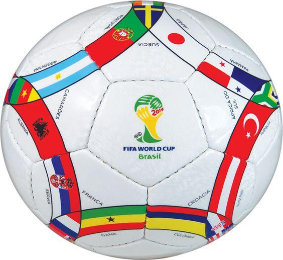 Bolas oficiais da copa 2014 - Loja online de Bolas oficiais da copa 2014 AP - Bolas da Copa.  Compre por apenas R$ 28,00 a unidade numa caixa com 50 Unidades. Preço total R$ 1.400,00.... Aproveite! A Copa do Mundo está chegando.