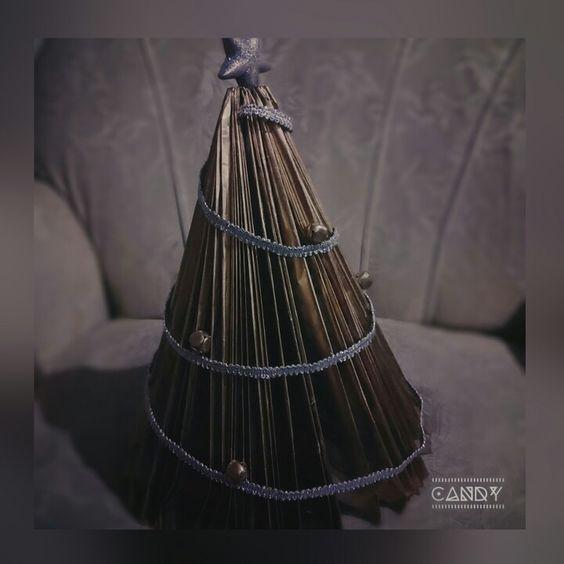 Mini Arbolito de navidad para regalar