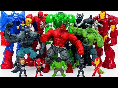 Power Rangers Marvel Avengers Toys Pretend Play Hulk Army Rescue Superhero From Mech Armor Youtube Marvel Avengers Toys Marvel Avengers Power Rangers