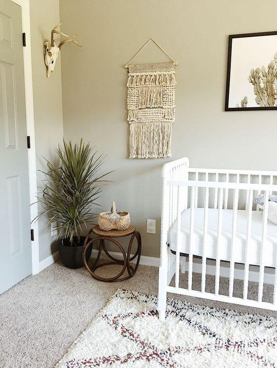 Plants In Nurser Are So Cute Baby Nursery Furniture