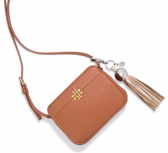Tory Burch brown crossbody bag