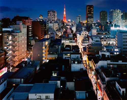 Tokyo By Shintaro Sato.: Japan Nightscape, Shintaro Sato, Art Photography, Shintaro Photo, Files Photography, Photo Art