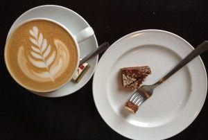 Best coffee shops for vegan treats