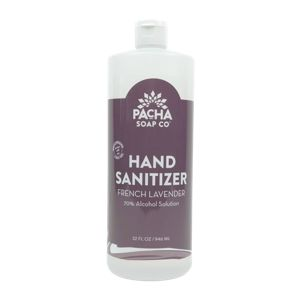 PACHA SOAP | French Lavender Hand Sanitizer