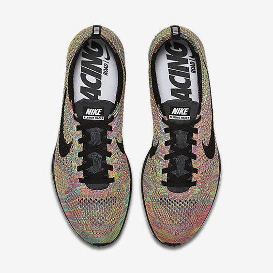 Nike Flyknit Racer 'Multicolor' Follow me on twitter: https://twitter