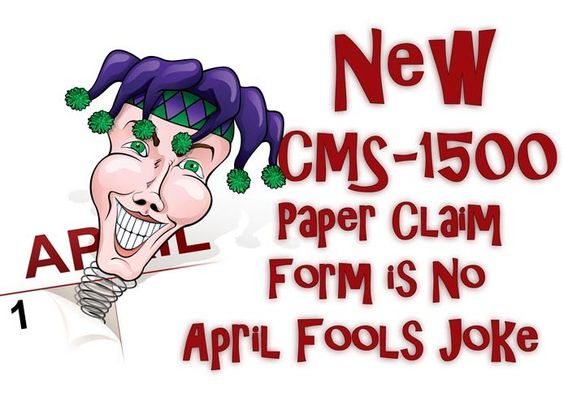 What the New CMS-1500 Version 02 12 Paper Claim Form Means to You - medical claim form