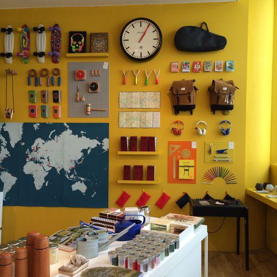 MJM in London: Conran Shop