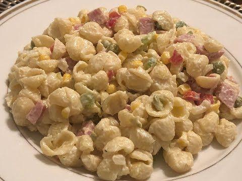 Macaroni Salad Recipe Trinidad