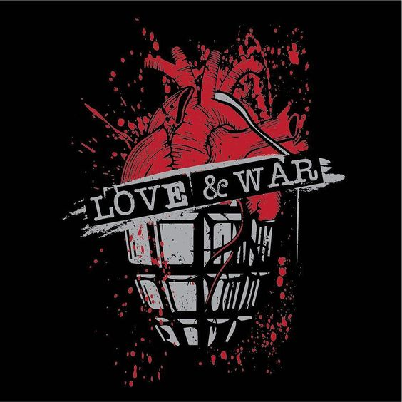 """""""LOVE & WAR"""" is the latest design by @epicteam6 this shirt is dropping next week. We have two different versions to choose from. We have the distressed and normal version. Preview pics coming soon! #epicteam6 #clothing #designer #custom #classic #fashion #couture #music #style #fly #waves #street #urban #nyc #losangeles #paris #milan #creative #love #heart #war #peace #hustle #grind #fresh #instagood"""