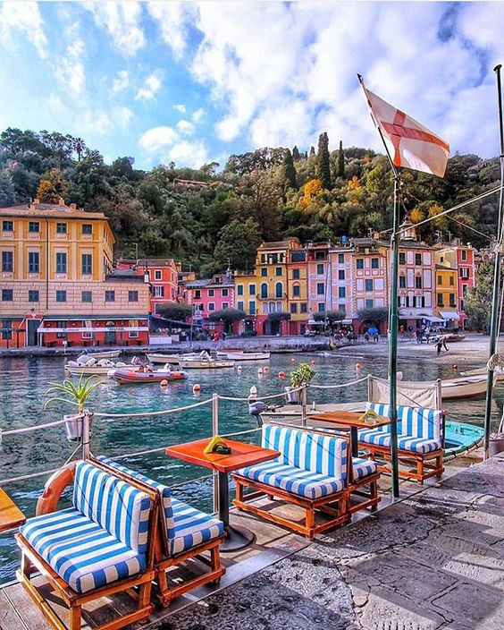 #Portofino - #Liguria  Photo by: @pinkines