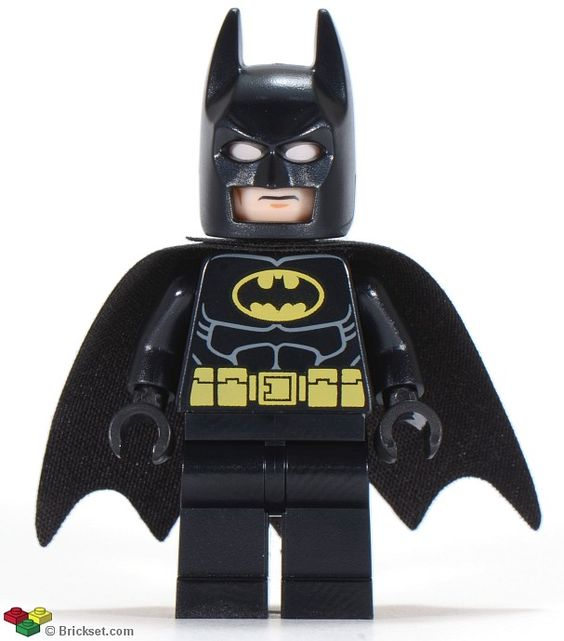 Lego Batman Costume Inspiration