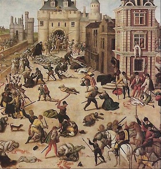 Hammer of the Huguenots Heroes amp History