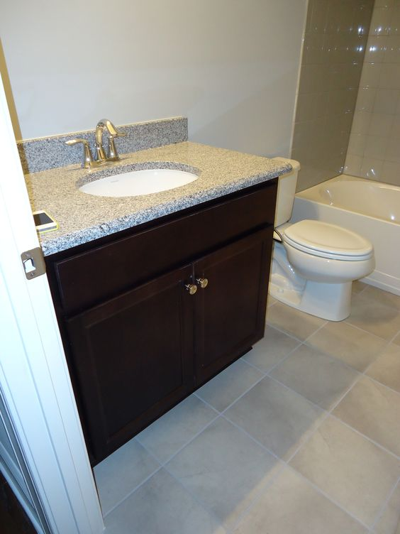 Bianco Catalina Granite : Secondary bath bc vanity top granite bianco