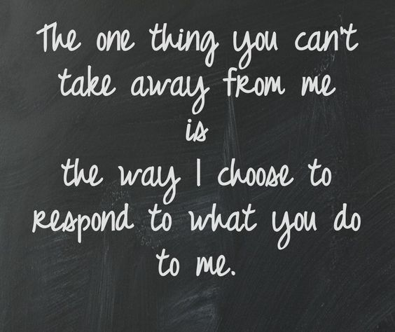 Always take the high road when dealing w/ childish people....their issues, not yours :)