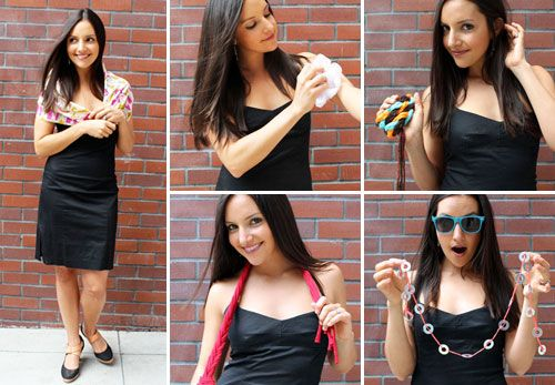 These 5 Adorable Belts Are Diy Ed From Repurposed Household Items Brit Co Www Pinterest And