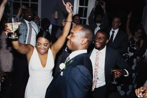 From country to hip-hop classic and from R&B to pop hits, this wedding reception playlist has songs you need to keep the party going all night long.