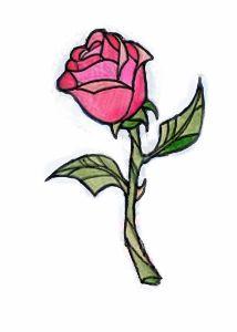 Magical Rose Clip Art – Cliparts