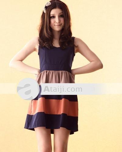 Modelos de vestidos cortos de moda para diario