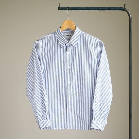 Comfort Shirt - standard #blue stripe