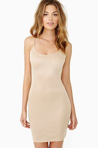 Perfection Slip Dress
