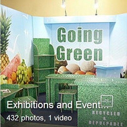 Image Main Gallery X-Board Exhibitions & Events | Creations Group
