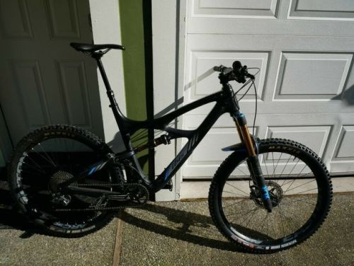Buy Ibis Mojo Hd3 Full Suspension Mountain Bike Size Xl Black