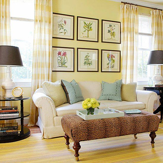 23 Yellow Living Room Ideas For A Bright Happy Space Yellow Walls Living Room Yellow Decor Living Room Yellow Living Room