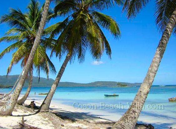 Playa Las Galeras Beach Dominican Republic