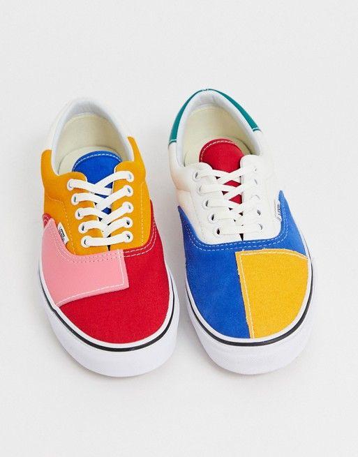 Vans | Vans Era color block sneakers in