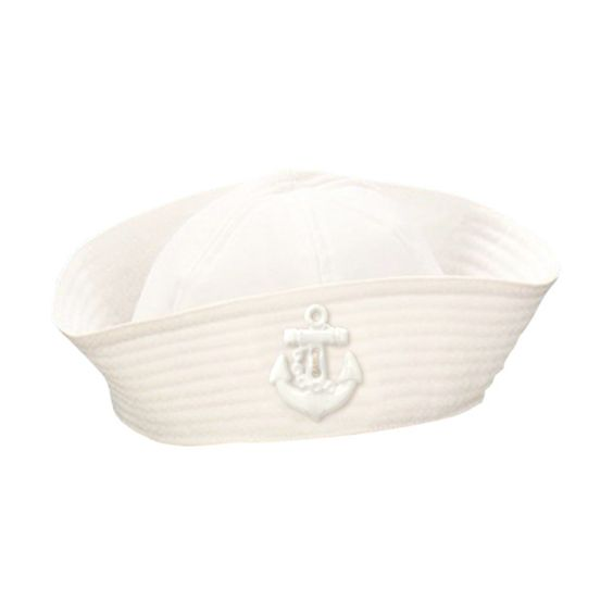 NLD Sailor Hat.png ❤ liked on Polyvore featuring hats, nautical, accessories, beach and cap