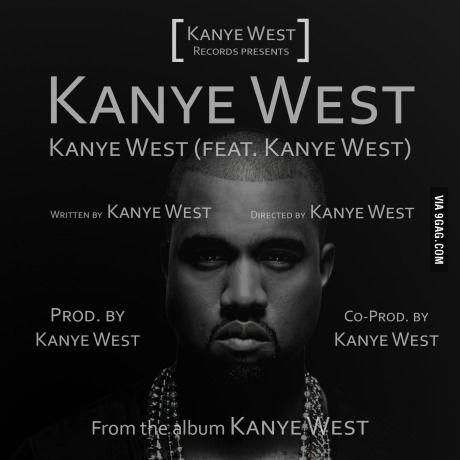 Kanye West's latest album
