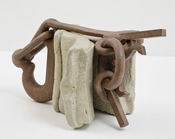 Anthony Caro, 'Farewell,' 2013, 29 × 58.5 × 23 cm, Annely Juda Fine Art