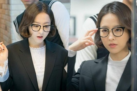 "Park Bo Young Suits Up To Face Sudden Changes In Her Life In ""Abyss"""