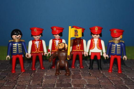 Playmobil  Zirkus Artisten und andere