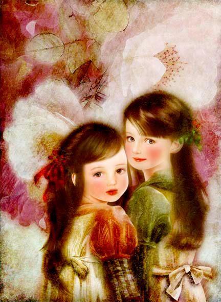 """Miharu Yokota, """"おしゃべりな薔薇"""" (""""Talkative Rose""""??):"""