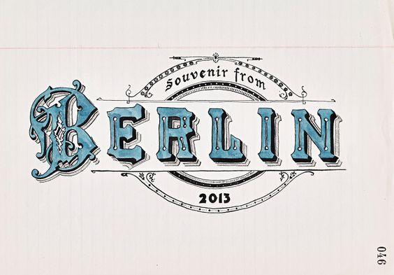BERLIN SOUVENIRS - MANO