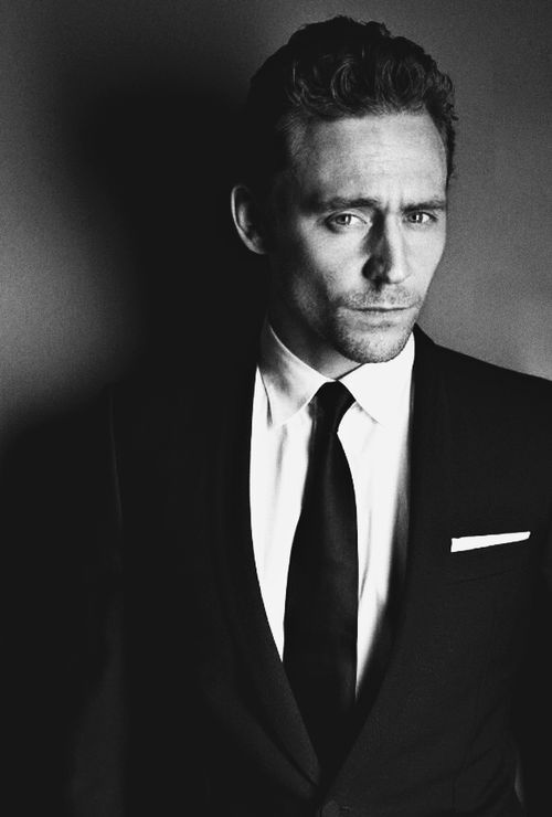 Tom Hiddleston might be the most gorgeous man on the planet...on top of being British and a total gentleman