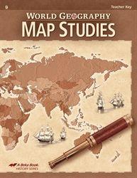 World Geography Map Studies Key