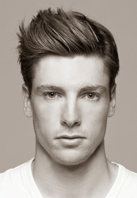 Superb Hairstyles Pompadour And Pompadour Cut On Pinterest Short Hairstyles Gunalazisus