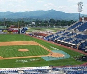 Salem Avalanche Baseball Stadium Best Places To Live Roanoke