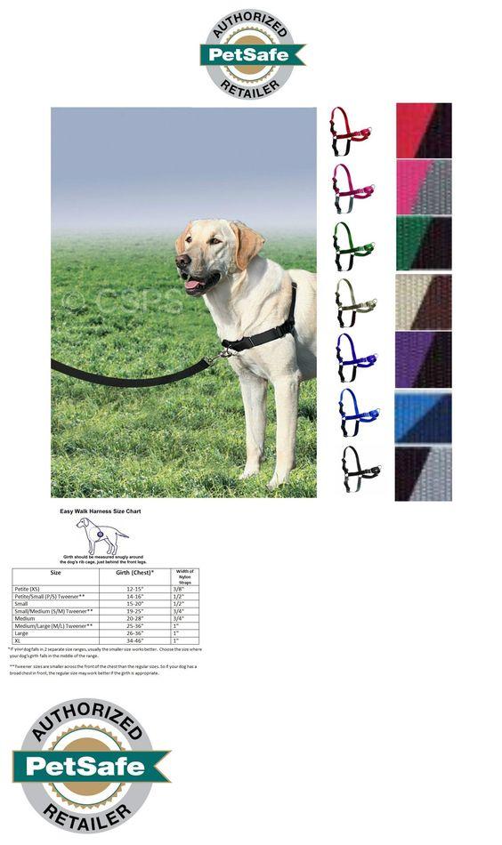Harnesses 66783 Petsafe Easywalk Easy Walk Harness Dog No Pull All