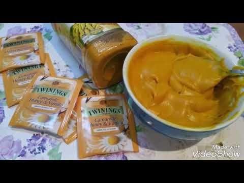 حصريا صبغة طبيعية بالأشقر الذهبي بالكركم مع سر تفتيح الشعر قبل الصبغة Youtube Food Peanut Butter Desserts