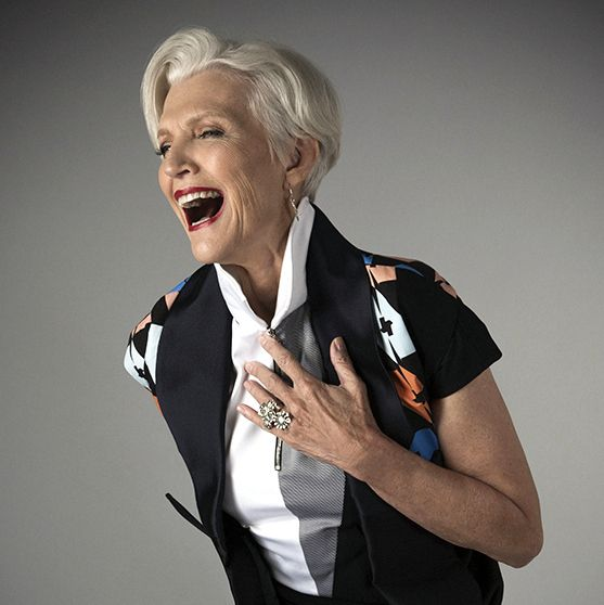 Maye Musk on Raising Elon, thriving through poverty, life, and 50 years in the modeling biz!