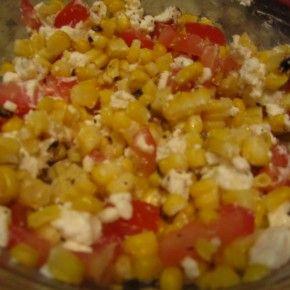 Summer Salads: Fresh Corn & Goat Cheese | 303 Magazine | recipes ...
