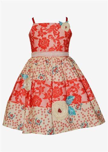 Moxie & Mabel - Lorelai Dress in Poppy