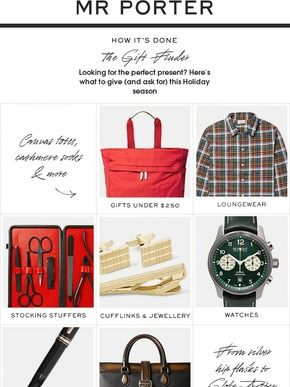 Search results for mr porter